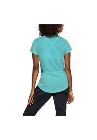 Koszulka Under Armour Swyft W 1318421. Materiał: tkanina, poliester, skóra. Sport: fitness
