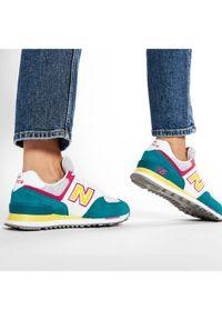 Buty sportowe New Balance New Balance 574, w kolorowe wzory