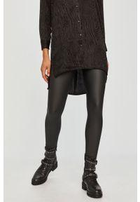 Czarne legginsy Answear Lab