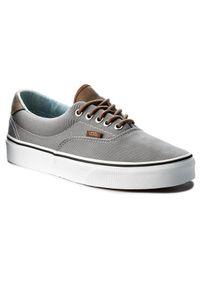 Vans - Tenisówki VANS - Era 59 VA38FSQ70 (C&L) Frost Gray/Acid Den. Kolor: szary. Materiał: skóra ekologiczna, materiał, skóra. Szerokość cholewki: normalna. Model: Vans Era