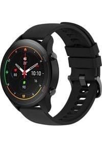 Smartwatch Xiaomi Mi Watch Czarny (29339). Rodzaj zegarka: smartwatch. Kolor: czarny
