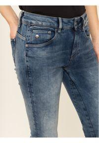 Niebieskie jeansy slim G-Star RAW