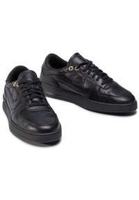 Czarne buty sportowe Sofix z cholewką, na co dzień