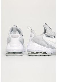 Białe buty sportowe Nike Nike Air Max, z cholewką, na sznurówki