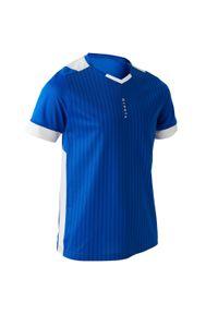 Koszulka do piłki nożnej KIPSTA krótka, z krótkim rękawem