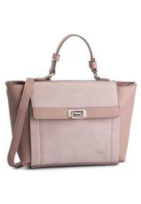 Różowa torebka klasyczna Gabor klasyczna