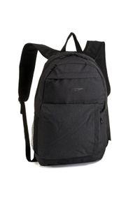 Czarna torba na laptopa Sprandi