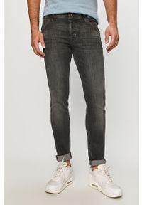 Szare jeansy Jack & Jones