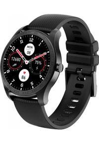 oromed - Smartwatch Oromed KW11 Czarny (KW11 ). Rodzaj zegarka: smartwatch. Kolor: czarny