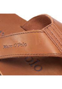 Brązowe japonki Marc O'Polo