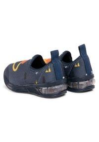 Bibi - Sneakersy BIBI - Space Wave 2.0 1132010 Print/Lion. Kolor: niebieski. Materiał: materiał. Wzór: nadruk