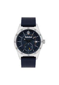 Niebieski zegarek Timberland