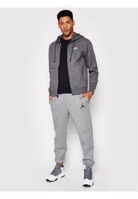 Nike Bluza Club Hoodie BV2645 Szary Regular Fit. Kolor: szary