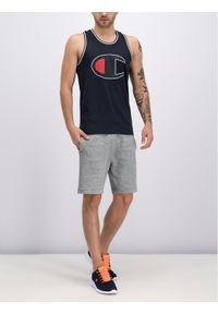 Niebieski tank top Champion