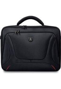 Torba Port Designs PORT DESIGNS Courchevel CL Torba na laptop 17,3'' czarna (160513) uniwersalny. Kolor: czarny