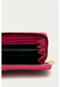 Różowy portfel TOMMY HILFIGER