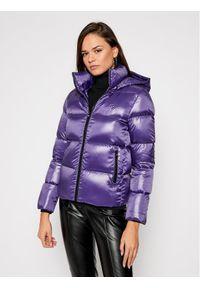 Fioletowa kurtka przejściowa Calvin Klein Jeans