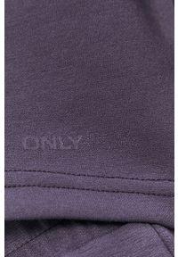 Only Play - Bluza. Kolor: szary