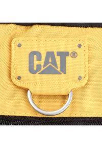 CATerpillar - Saszetka CATERPILLAR - Ryan 83434 Black/Yellow 12. Kolor: żółty, wielokolorowy, czarny. Materiał: materiał
