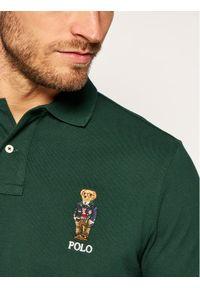 Zielona koszulka polo Polo Ralph Lauren polo