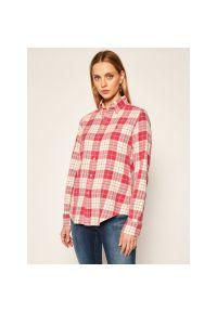 Czerwona koszula Polo Ralph Lauren polo