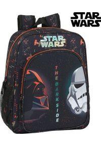 Plecak Star Wars z motywem z bajki