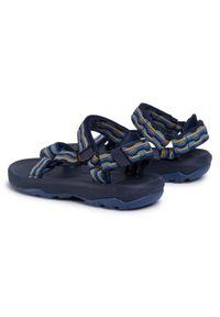 Niebieskie sandały Teva