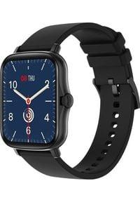 Smartwatch Colmi P8 Plus Czarny (P8 Plus Black). Rodzaj zegarka: smartwatch. Kolor: czarny