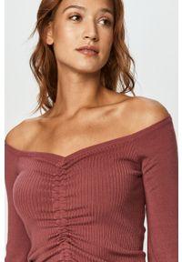 Sweter TALLY WEIJL casualowy, z długim rękawem