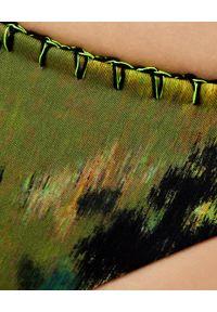 ANJUNA - Strój kąpielowy Donna. Kolor: zielony. Wzór: aplikacja