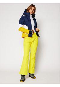 Phenix Kurtka narciarska Dianthus ESA82OT65 Granatowy Regular Fit. Kolor: niebieski. Sport: narciarstwo #5