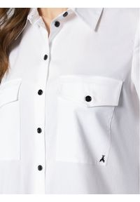 Biała koszula Patrizia Pepe