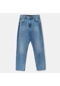 Niebieskie spodnie Mohito