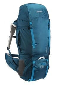 Vango plecak Contour 50:60 Thunder. Kolor: niebieski