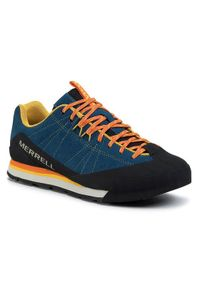 Merrell Trekkingi Catalyst Suede J000099 Niebieski. Kolor: niebieski. Sport: turystyka piesza