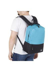 Niebieski plecak młodzieżowy