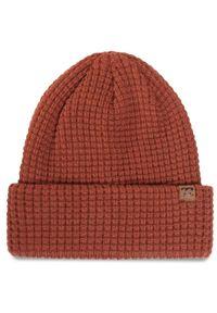 Brązowa czapka zimowa Billabong