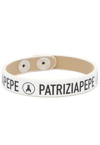 Biała bransoletka Patrizia Pepe