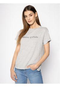 Marc O'Polo T-Shirt 002 2100 51169 Szary Regular Fit. Typ kołnierza: polo. Kolor: szary