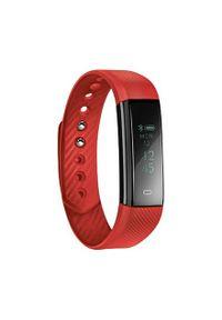 Czerwony zegarek Acme sportowy, cyfrowy