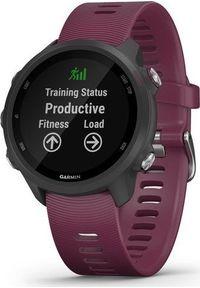 Czerwony zegarek GARMIN smartwatch