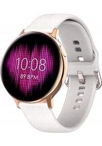 Smartwatch Pacific 24-5 Biały (PACIFIC 24-5 biały). Rodzaj zegarka: smartwatch. Kolor: biały