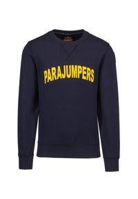 Parajumpers - Bluza PARAJUMPERS CALEB. Materiał: bawełna. Wzór: aplikacja, nadruk