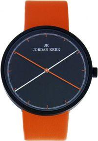 Pomarańczowy zegarek Jordan Kerr