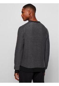 BOSS - Boss Sweter Akstumi 50443413 Czarny Regular Fit. Kolor: czarny
