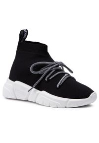 Czarne buty sportowe Love Moschino