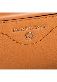 Pomarańczowa torebka klasyczna Michael Kors klasyczna