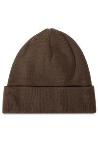 Zielona czapka zimowa Fila