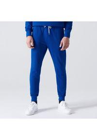 Niebieskie spodnie Cropp