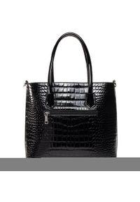 Czarna torebka klasyczna Jenny Fairy klasyczna